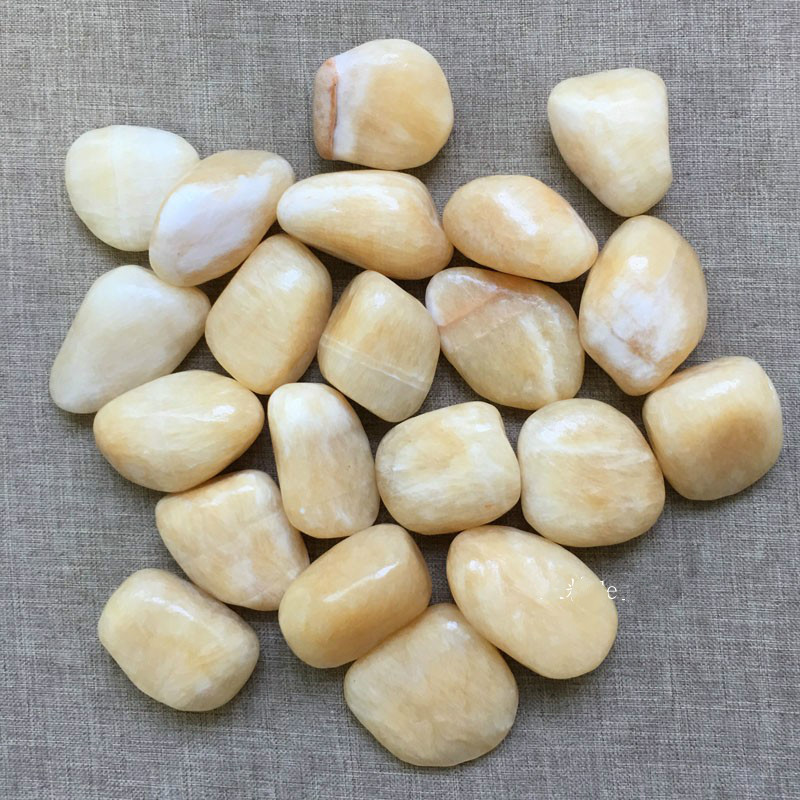 100g natural large jade gravel rough stone particles ornaments small play stone fish tank landscaping stone in Stones from Home Garden