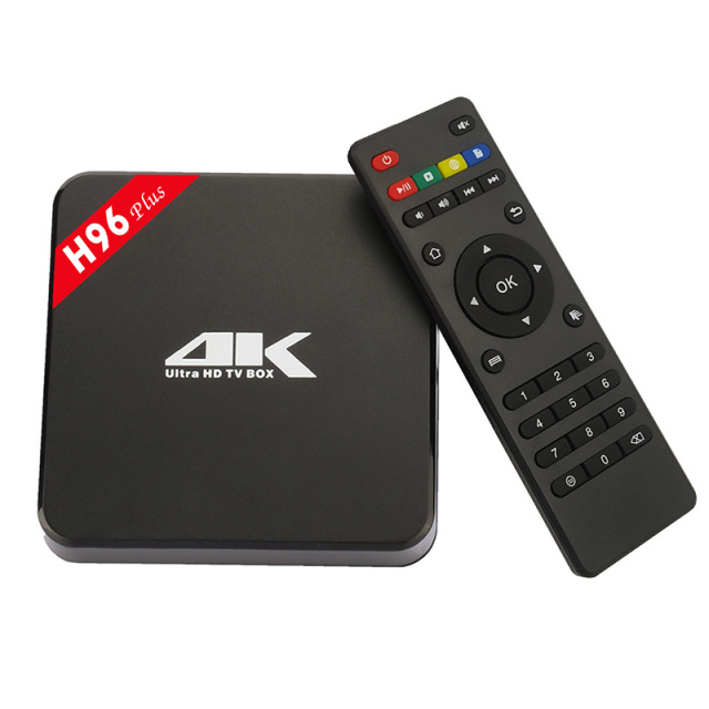 Hot sale! New! H96 Plus Amlogic S905 Android 5.1 TV BOX 2GB/16GB Quad Core Gigabit LAN 2.4G/5G WiFi BT4.0 H.265 KODI 16.0 Full L