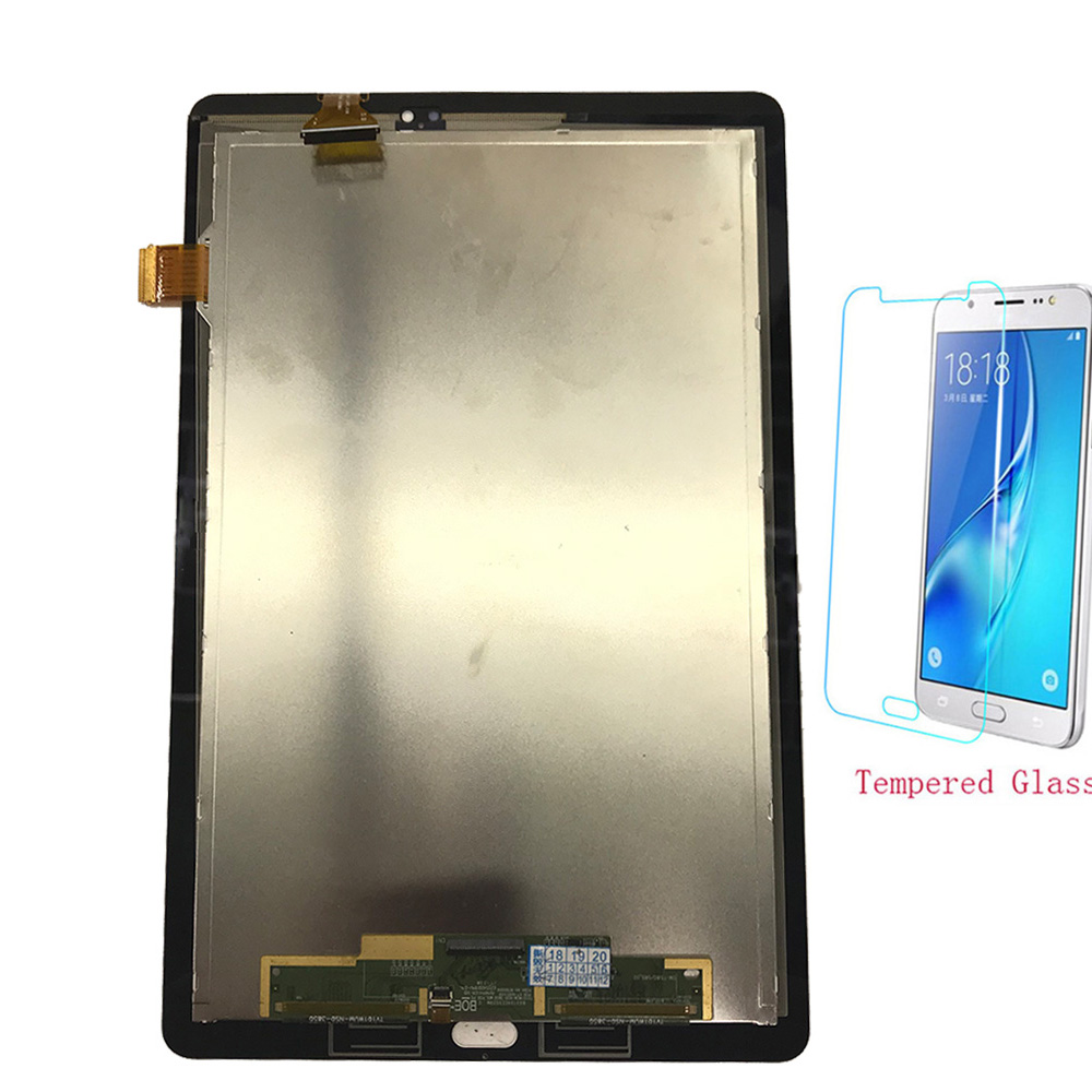 Tablet LCD For Samsung Galaxy S-Pen Tab A 10.1 SM-P580 SM-P585 P580 P585 LCD Display Touch Screen Digitizer Assembly ReplacementTablet LCD For Samsung Galaxy S-Pen Tab A 10.1 SM-P580 SM-P585 P580 P585 LCD Display Touch Screen Digitizer Assembly Replacement