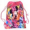 Лук Барби Мультфильм drawstring детские школьные сумки, дети birthday party Пользу, Mochila эсколар, школа детский рюкзак 55