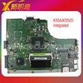 Placa madre para asus k55a k55vd mainboard integrado intel hd graphics 4000 ddr3 1600 mhz sdram probó muy bien
