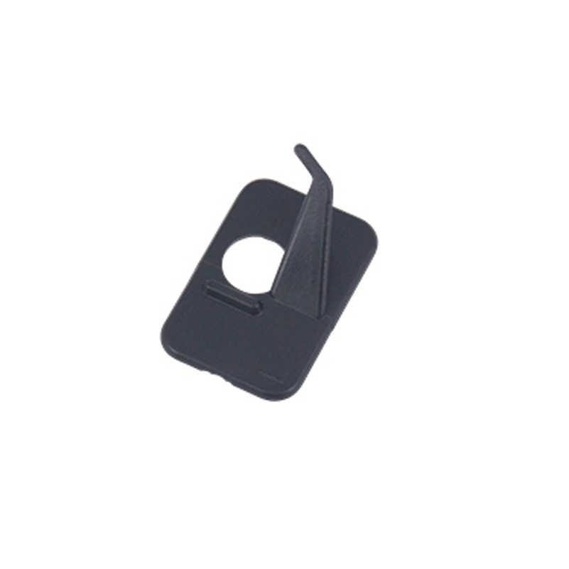 Tir professionnel chasse tir à l'arc arc classique en plastique adhésif flèche reste gauche/main droite 3x2x1.3cm
