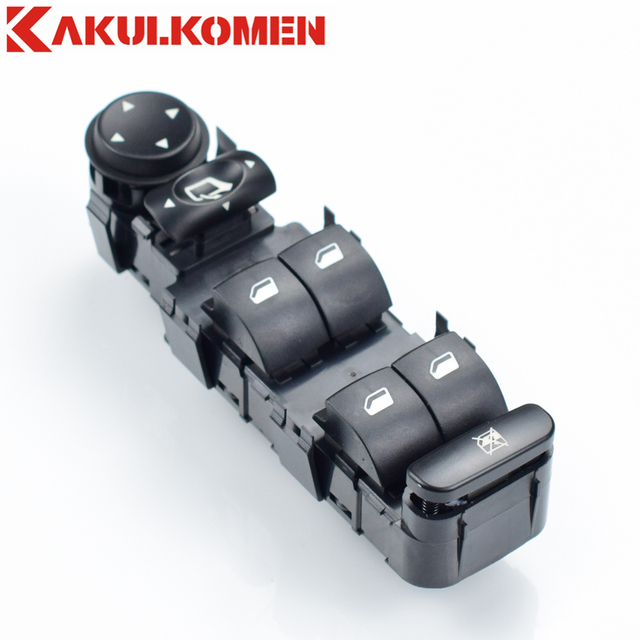 6554.HA 6554HA 6554 HA LHD Electric Power Window Master Lifter Control Switch Push Button Panel For Citroen C4