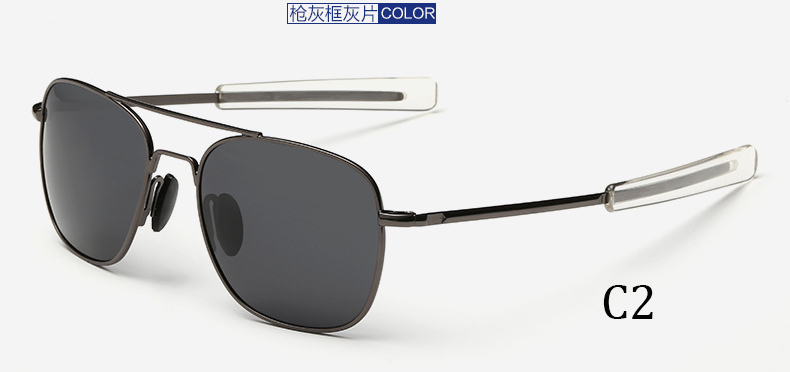 Sunglasses 285 Rectangular SunGlasses 11
