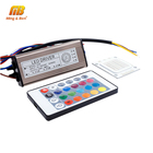 [MingBen] 1 Set LED RGB Dimmer Chip 10W 20W 30W 50W High Power Colorful LED COB Chip with LED Driver and 24 keys Remote Control