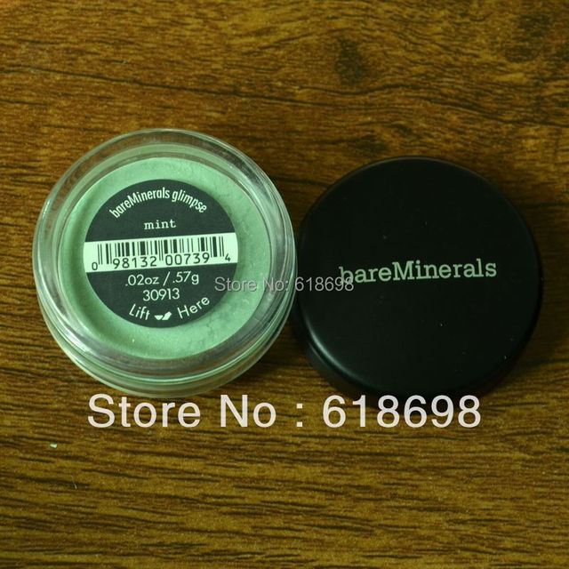 bare Minerals Escentuals    Eye Shadow mint
