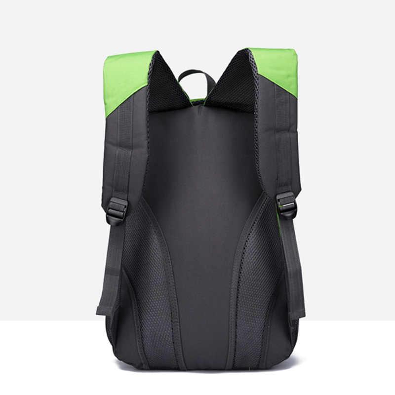 e6cf166b9b89 ... 2019 Лидер продаж мужские рюкзаки школьные сумки для мальчиков для  подростков цепи Оксфорд Водонепроницаемый мужской рюкзак ...