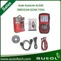 Autel OBD II car diagnostic tool AutoLINK AL539 Support Update Online