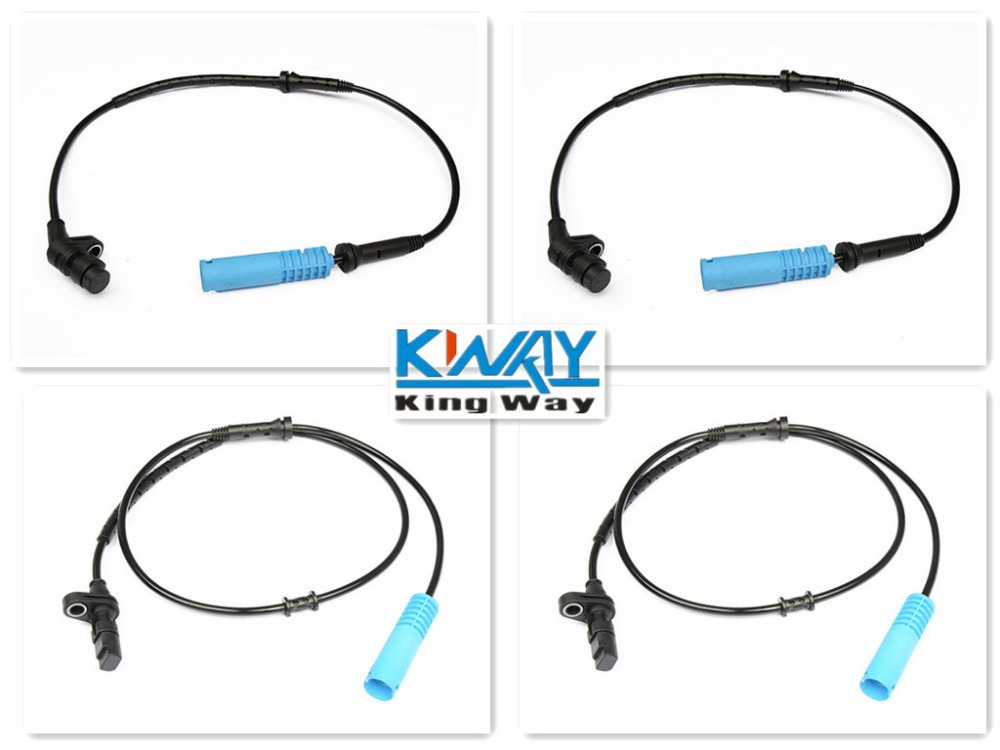 NEW ABS WHEEL SPEED SENSOR FRONT REAR LEFT RIGHT FOR BMW