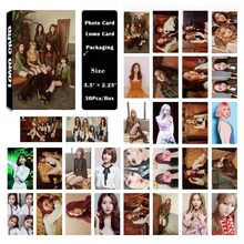 YANZIXG KPOP GFRIEND Album The Awakening Self Made Paper Lomo Card Photo Card HD Photocard Fans Gift Collection(China)