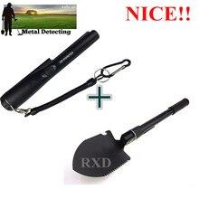 Sensitive GP-pointer Metal Detector and shovel Pro Pointer Pinpointing Hand Held Metal Detector with shovel KIT