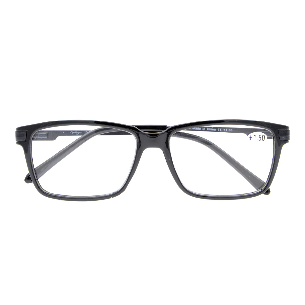 370a6b0df1a TR011 Eyekepper TR90 Frame Classic Spring Hinges Readers Stylish Crystal  Clear Vision Reading Glasses +0.50 +3.00-in Reading Glasses from Apparel ...