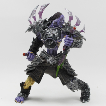 WOW WORLD DC3 UNDEAD ROGUE SKEEVE SORROWBLADE ACTION FIGURE TOY GIFT Anime Figure Collectible Model Toy