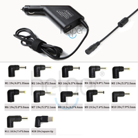 New Automatic 90W Universal Power Adapter Car Charger For Notebook Laptop For Lenovo/Asus/Acer/Toshiba/Gateway/HP