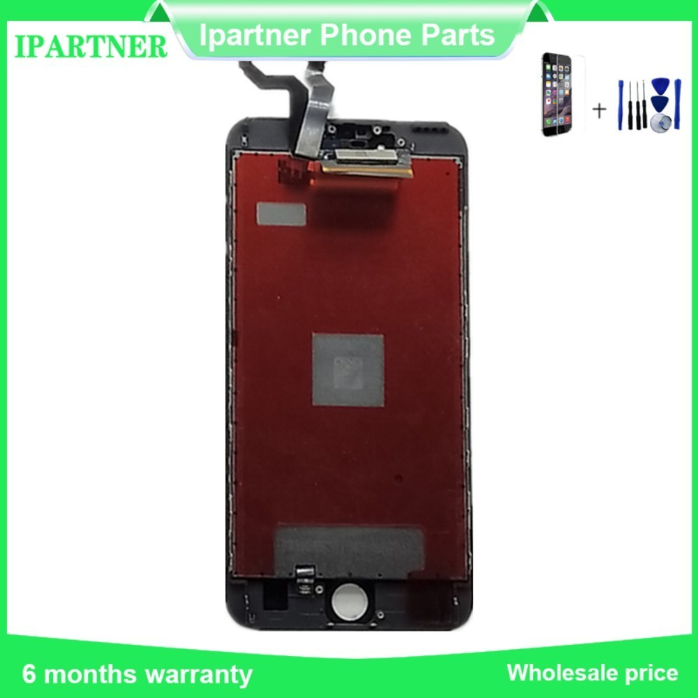 AUO LCD Screen For IPhone 6 6S 7 8 Plus LCD Digitizer Assembly Screen With 3D Touch LCD Repair Parts Free shipping ...
