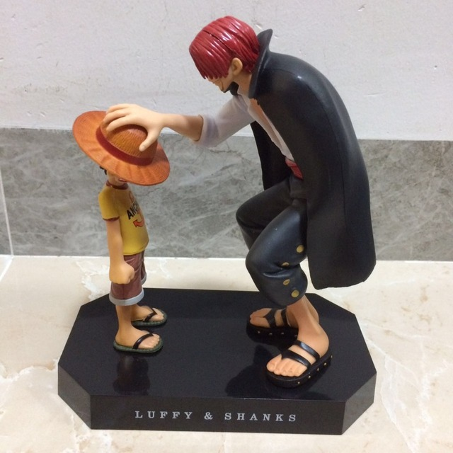 Luffy Shanks Figures (2 Colors)