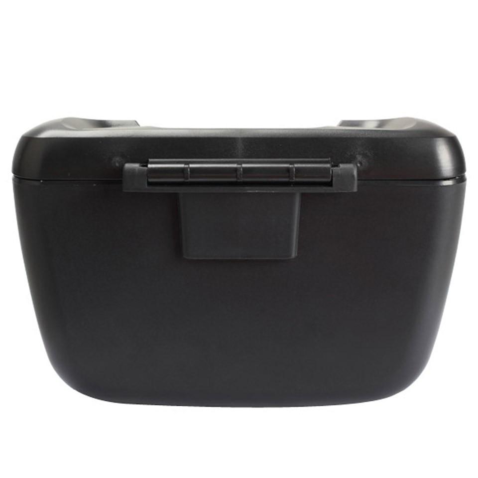 Free shipping Multifunction Mini Portable Car Trash Box