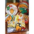 Япония желток брат, gudetama ленивый шары, яйца монарх мультфильм симпатичные большая подушка, подушки, подарки на день рождения, рождественские подарки