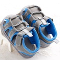 Baby soft-bottomed non-slip toddler shoes / summer baby sneakers / boys baby casual sandals /