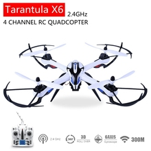 RC Helicopter YiZhan Tarantula X6 Drones Dron 4 Channel 6 Axis Gyro UFO Calibration Quadcopter