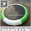 Cheap Floating Inflatable Used Water Trampoline For Sale