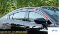 For Mazda 6 ATENZA Sedan 2014 2015 Window Visors Awnings Wind Rain Deflector Visor Guard Vent High Quality