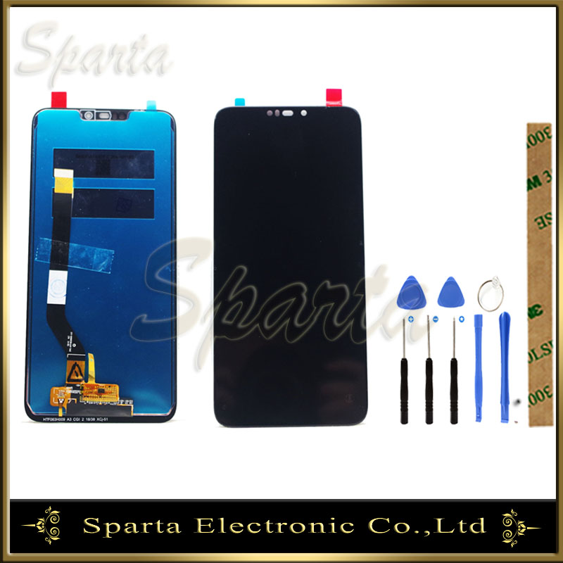 LCD <font><b>Display</b></font> For HUAWEI <font><b>Honor</b></font> <font><b>8C</b></font> LCD <font><b>Display</b></font> Play <font><b>8C</b></font> BKK-AL10 LCD <font><b>Display</b></font> <font><b>Screen</b></font> <font><b>With</b></font> <font><b>Touch</b></font> <font><b>Screen</b></font> Assembly image