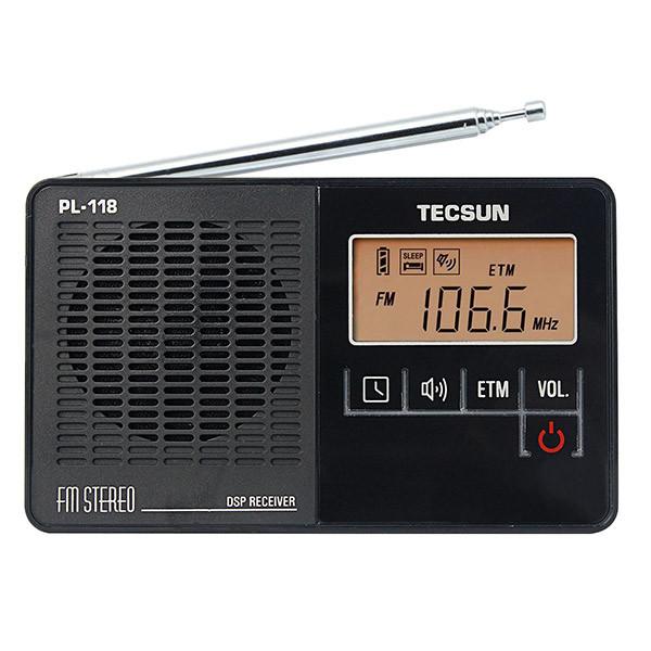 Hot Tecsun PL-118 DSP FM Stereo Radio (8)