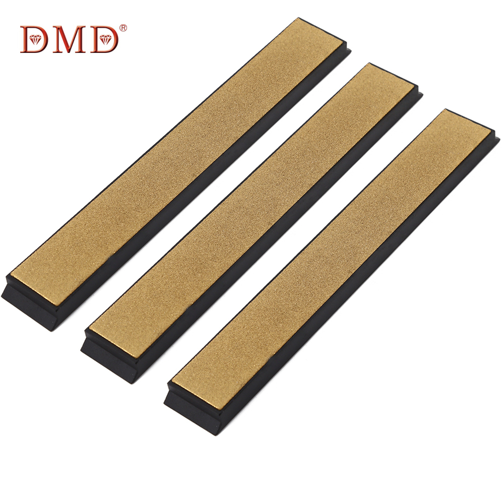 DMD Original Professional 3pcs <font><b>Diamond</b></font> Plate Kitchen Knife Sharpener Stone Whetstones <font><b>240</b></font># <font><b>600</b></font># <font><b>1000</b></font># Knife Sharpening Tool image