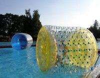 Надувной шар для катания водяные роликовые водяной цилиндр водяные игрушки