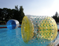 Inflatable roller ball water roller water roller ball water toys