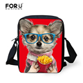 Kawaii Pet Dog Kids School Bags Zoo Animal Small Shoulder Book Bag for Kindergarten Cute Pug Dog Schoolbag for Girls Mochila