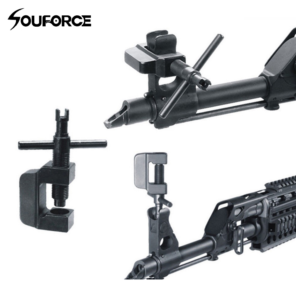 Tactical Front Sight Tool Adjustment Steel Heavy Duty For Most SKS AK MAK SLR95 Windage/Elevation Hunting Gun Accessories