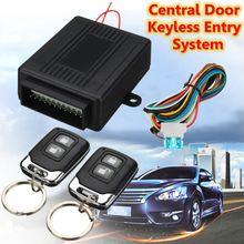 Universal 12V 108dB Car Alarm Systems Central Door Lock Lock