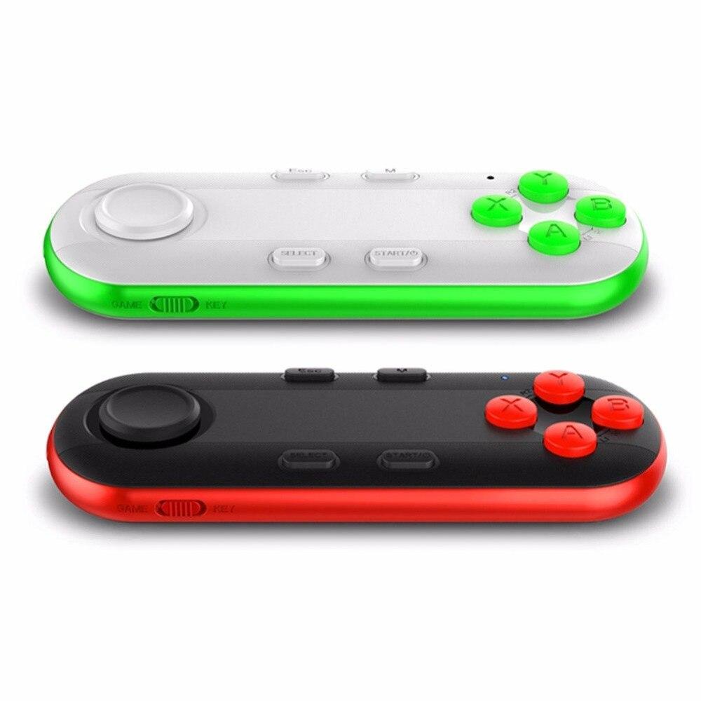 Vendita calda Gamepad Bluetooth VR Remote Controller Per Android Joystick Senza Fili Per IPhone IOS Xiaomi Gamepad Per PC VR Box