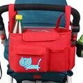 Cochecito de Bebé multifuncional Organizador Accesorios Para Stoller Poliéster Universal Bolsa de Cochecito de Bebé Cochecito de Bebé Suspensión 70Z2407