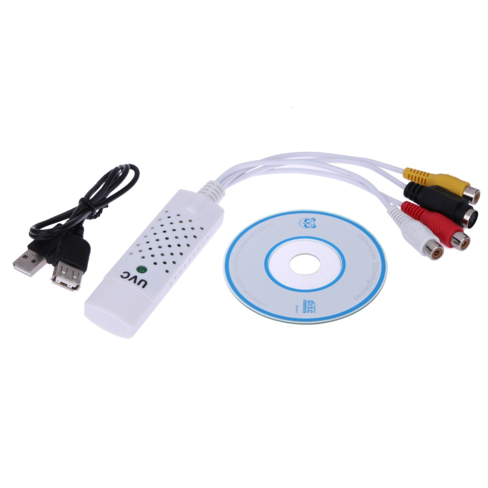 Prodotto free shipping portable easycap usb 2 0 audio for Free portable