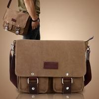 Men Shoulderbags High Quality Multifunction Men Canvas Bag Casual Travel Men S Crossbody Bag Men S
