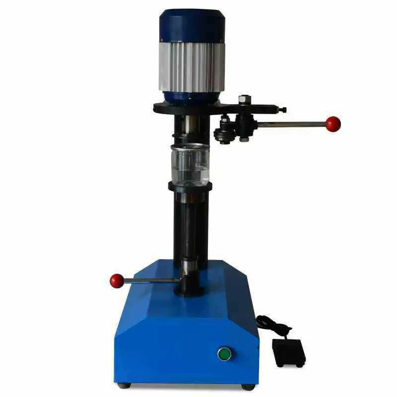 can sealing machine 1