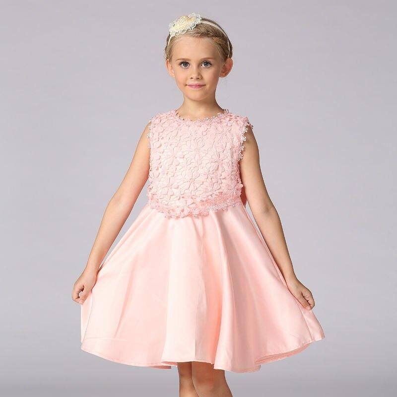 ٩(^‿^)۶Al por mayor nuevo vestido de verano niños niña vestido de ...