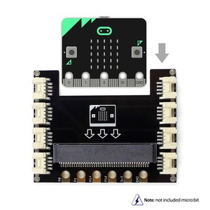 Image 3 - Elecrow Crowtail Micro:bit Learning Programming Kit Electronic DIY Steam Educational Starter Kit for Microbit Makecode Projects