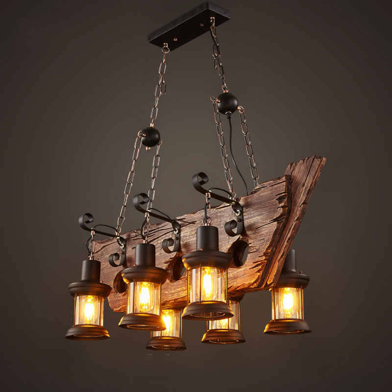 Online buy wholesale country style lighting from china for Old looking light fixtures