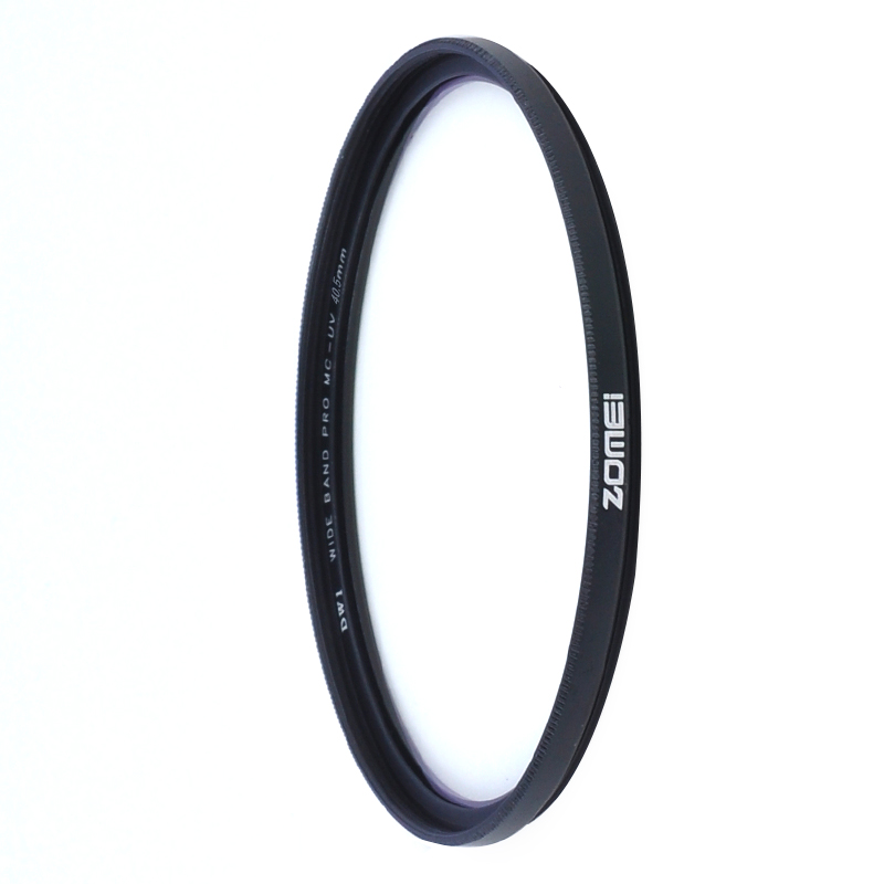 Zomei MCUV Camera Filter Protecting Lens Filter For Canon Nikon SLR DSLR Camera 49mm 52mm 55mm 58mm 62mm 67mm 72mm 77mm 82mm in Camera Filters from Consumer Electronics