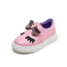 COZULMA New Spring Baby Girl Shoes Kids Sneakers Toddler Breathable Soft Bottom Sport for Girls Pu Leather
