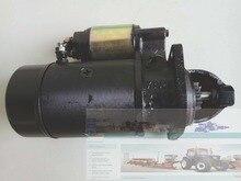 Quanchai QC4102, the starter motor 4.5kW 24V