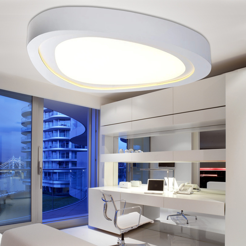 Lampara de techo modernas lámparas de techo regulable mando a distancia luz de techo lampara techo.jpg