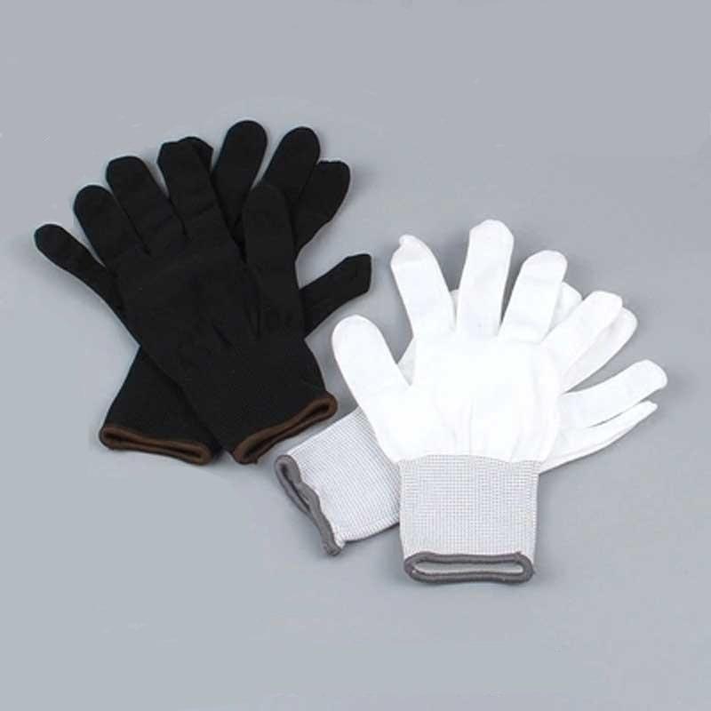 Vinyl Anti-static Window Car Wrap Gloves 1Pair Tinting Work Gloves Nylon Carbon Fiber Stickers Install Tool VinylVinyl Anti-static Window Car Wrap Gloves 1Pair Tinting Work Gloves Nylon Carbon Fiber Stickers Install Tool Vinyl