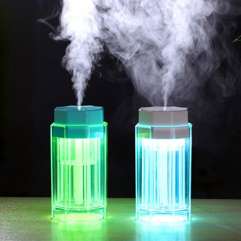 Цена оптовой продажи красочные изысканный увлажнитель ultrasoni диффузор очиститель распылитель аромат эфирного масла