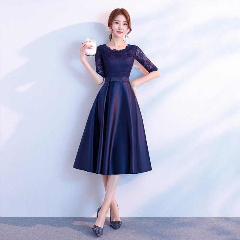 Eastical Sexy Lace Sleeve Female Improved Cheongsam Elegant Chinese Style Dress Oversize XXXL Novelty O-Neck Qipao Vestidos