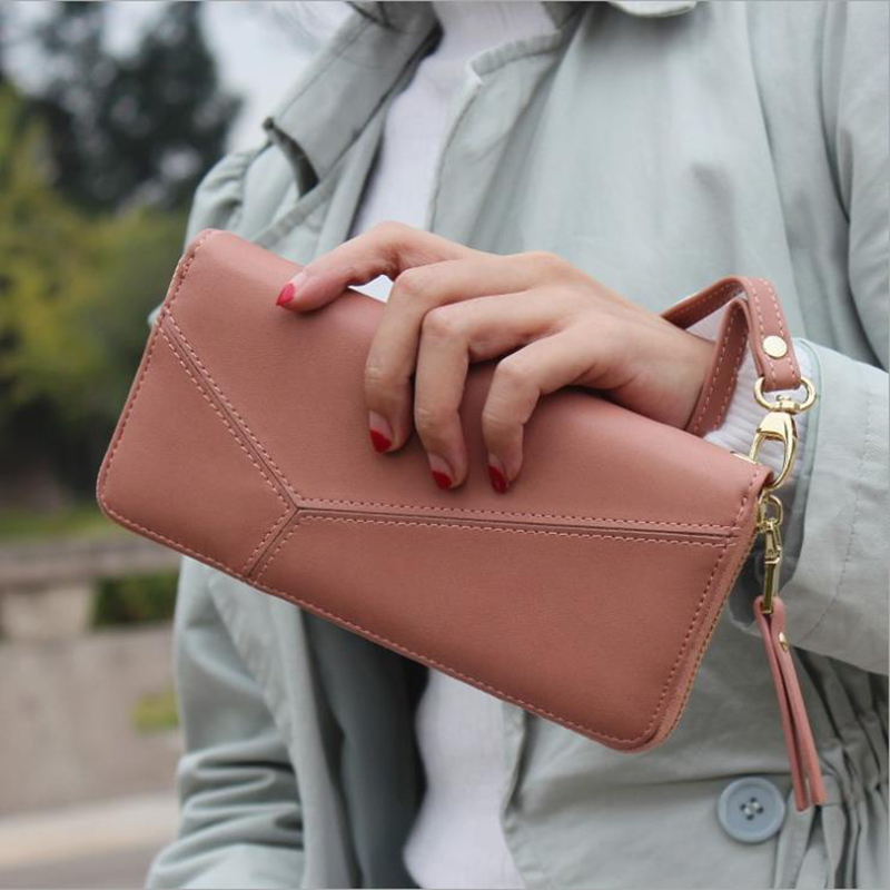 Luxury Designer High Quality Wallet Female Card Holder Women Clutches for Women Clutch Cartera Carteras Mujer bolsos mujer 38